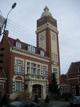 Lesquin - Image: Lesquin Mairie