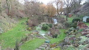 Letcombe Bassett - Source of Letcombe Brook