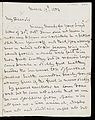 Letter written by Lord Nelson with his left hand Wellcome L0048436.jpg