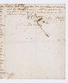 Lettre de Marie-Antoinette à Madame Élisabeth. Page 3 - Archives Nationales - AE-I-7-8 n°3.jpg