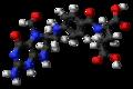 Leucovorin molecule ball.png