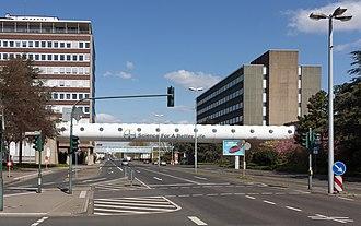 Bayer - Bayer facility in Leverkusen