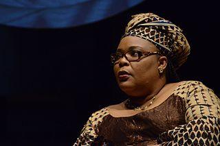 Leymah Gbowee Liberian peace activist