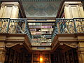 Library at the Teylers museum, photo-1.JPG