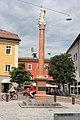 Lienz - Johannesplatz - Mariensäule.jpg