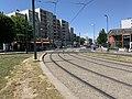 Ligne 1 Tramway Avenue Jean Jaurès Bobigny 2.jpg