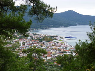 Thasos Regional unit in East Macedonia and Thrace, Greece