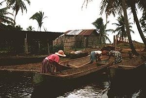 Limón, Honduras - Women in Limón, 1994