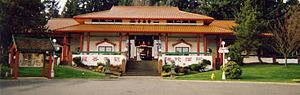 True Buddha School - Ling Shen Ching Tze Temple in Redmond, Washington, the head temple of the TBS.