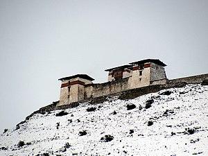 Lingzhi Yügyal Dzong - Lingzhi Yügyal Dzong, Bhutan Photo by: Chris Fynn