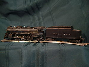 Lionel Steam locomotive 2026