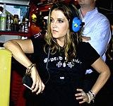 Priscilla Presley năm 2003
