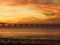 Lisbon Vasco De Gama Bridge Twilight.JPG