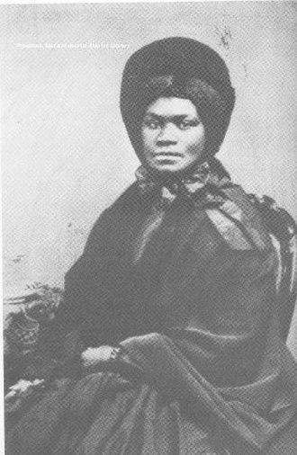 Lisette Denison Forth - Daguerrotype of Lisette Denison Forth