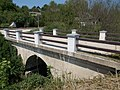 Listed Bridge over Füzes Stream. - Biatorbágy, Pest County, Hungary.jpg