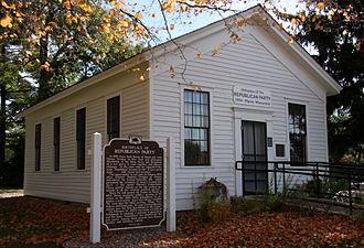 Little White Schoolhouse - Image: Little White Schoolhouse
