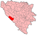 Livno Municipality Location.PNG