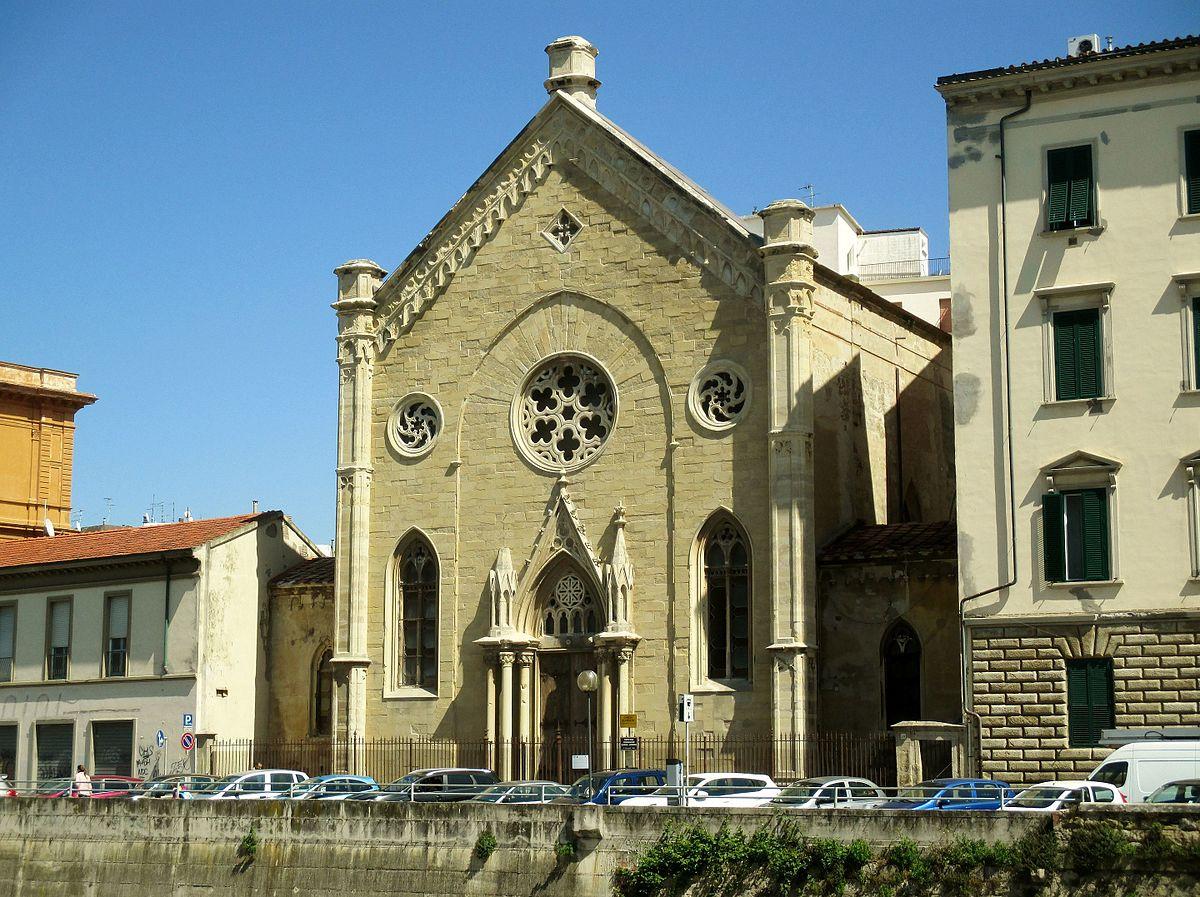 Tempio della congregazione olandese alemanna wikipedia for Architettura olandese