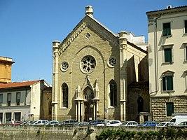 Temple of the Dutch German Congregation