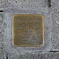Livorno Via Giuseppe Verdi Raffaello Menasci plaque 01.JPG