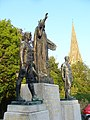 Llandaff, Cathedral School War Memorial - geograph.org.uk - 976539.jpg
