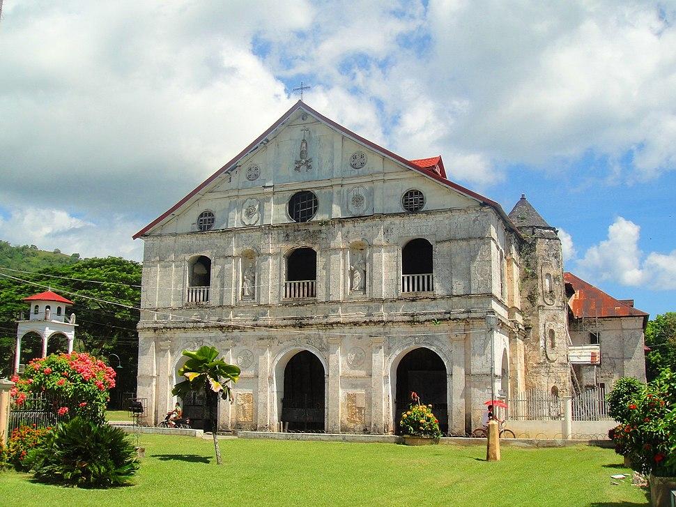 Loboc church - panoramio
