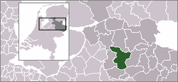 Location of Raalte