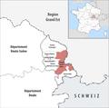 Locator map of Kanton Grandvillars 2019.png