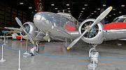 Lockheed Electra Junior L12A CASM 2012