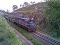 Locomotiva de comboio que passava sentido Guaianã na Variante Boa Vista-Guaianã km 193 em Itu - panoramio.jpg