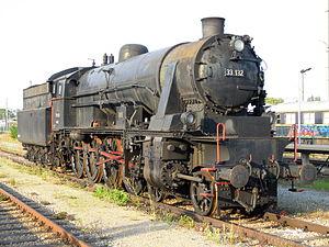 BBÖ Class 113 - Image: Locomotive 33.132