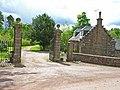 Lodge to Glenbervie House - geograph.org.uk - 177371.jpg