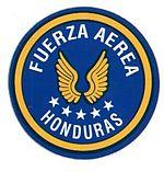 Emblema de la Fuerza Aérea Hondureña.