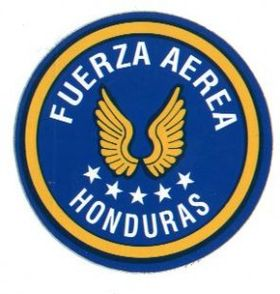 Armée du Honduras 280px-Logo_Fuerza_A%C3%A9rea_Hondure%C3%B1a