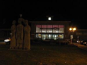 Lokeren - Image: Lokeren Station
