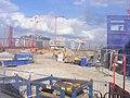 London City Island, E14 construction - 29375413772.jpg