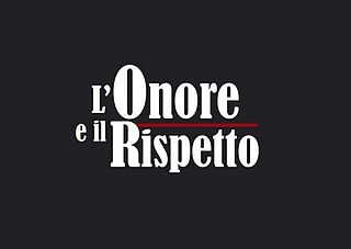 <i>Lonore e il rispetto</i> Italian soap opera