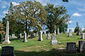 Looking E across section D 03 - Glenwood Cemetery - 2014-09-14.jpg