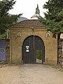 Lopushna Monastery entrance gate.jpg