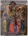 Lorenzo monaco, crocifissione e santi, 01.jpg