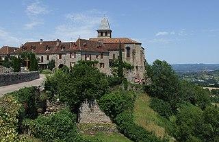 Loubressac Commune in Occitanie, France