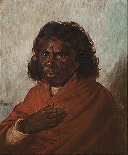 Louis Tannert - An Aboriginal Queen - Google Art Project