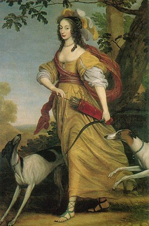 Countess Louise Henriette of Nassau - Luise Henriette of Nassau, 1643