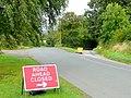 Lower Bullingham Lane is closed - geograph.org.uk - 1471735.jpg