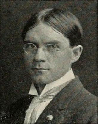 Loye H. Miller - Miller circa 1909