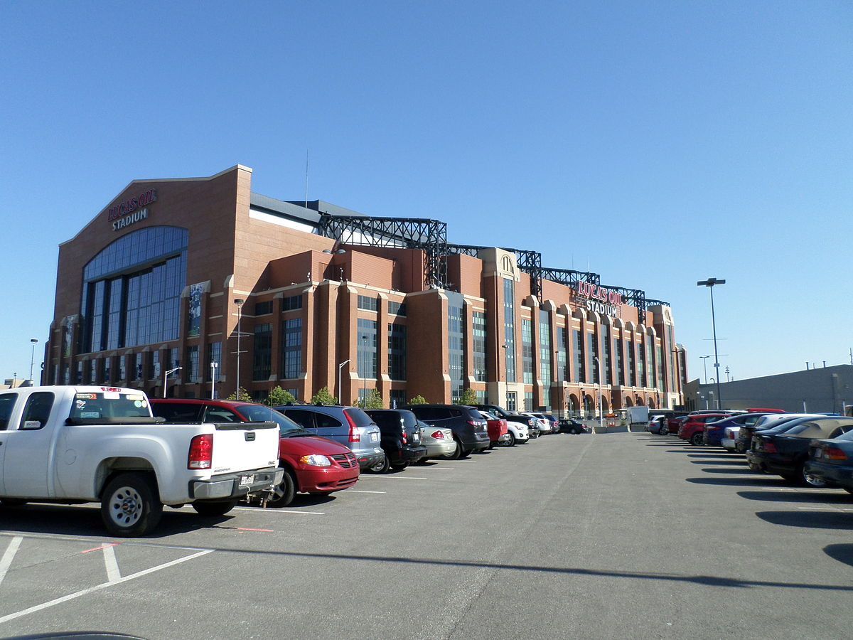 lucas oil stadium wikipedia