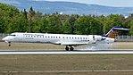 Lufthansa CityLine Canadair CRJ-900 (D-ACND) at Frankfurt Airport.jpg