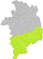 Lugny-Bourbonnais (Cher) dans son Arrondissement.png