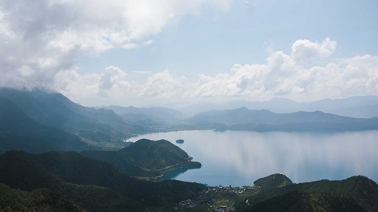 Lugu Lake view from cable car, August 2018 (3).jpg