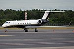Luxaviation Germany, OE-IIS, Gulfstream V (29282330698).jpg
